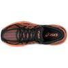asics Gel-DS Trainer 21 Shoe Women Black/Flash Coral/Silver